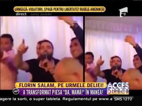 Florin Salam a transformat piesa Deliei în manea