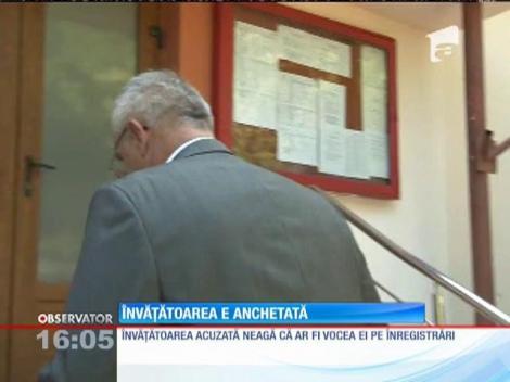 Învăţătoarea din Ploieşti, care își teroriza elevii prin jigniri și pedepse, anchetată