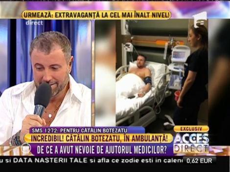 """Momente dificile pentru Cătălin Botezatu: """"Zâmbesc pentru că trebuie, nu sunt fericit!"""""""