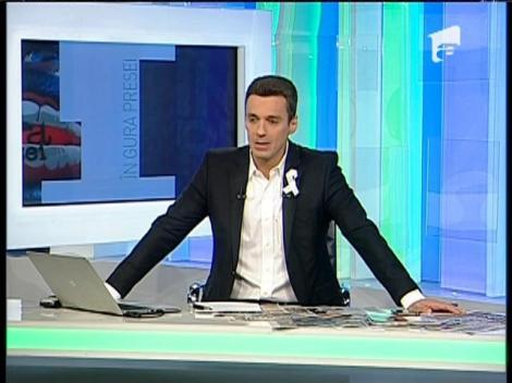 """Mircea Badea: """"Postarea lui Turcescu, referitoare la secrete, este tupeul băsist în cea mai evidentă şi pură forma a sa!"""""""