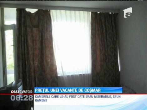 Inspectorii de la protecţia consumatorului au amendat cu 20.000 de lei un hotel din Saturn