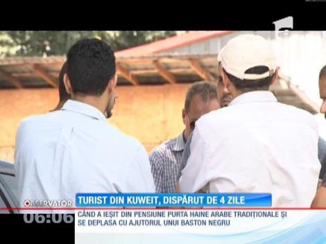 Turist din Kuweit, disparut  în staţiunea Cheia
