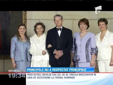 Posibilele motive care l-au determinat pe Regele Mihai să-l excludă de la succesiune pe nepotul său, Nicolae