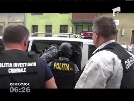 Criminalul spaniol a fost confruntat cu amicul care l-a găzduit