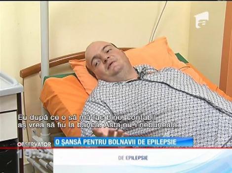 Şansă la o viaţă mai bună pentru bolnavii de epilepsie