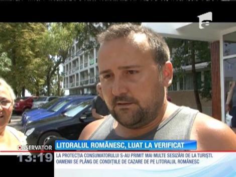 Inspectorii de la Protecţia Consumatorului verifică litoralul românesc