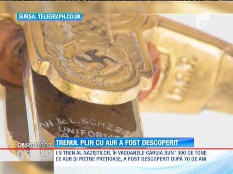 300 de tone de aur şi pietre preţioase, descoperite în Polonia!
