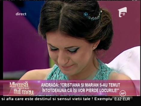 Andrada i-a acuzat pe Cristina și pe Marian de ipocrizie și fățărnicie!