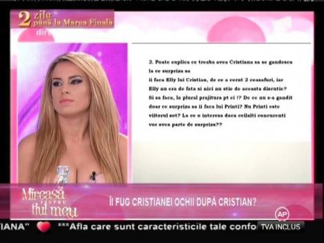 Cristiana, acuzată de fapte grave!