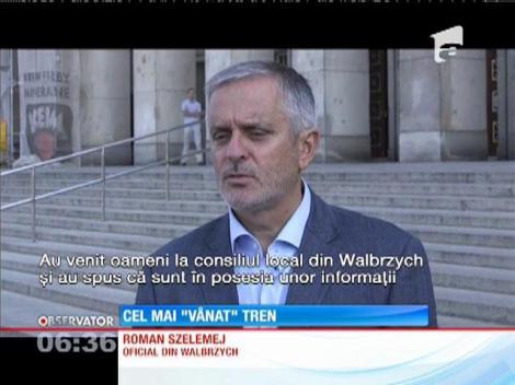 Autorităţile din Polonia au început căutările trenului nazist