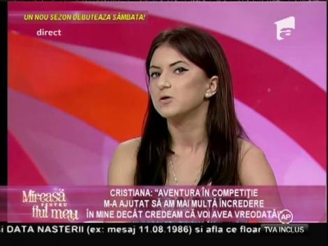 """Cristina și Marian, sfaturi pentru viitori concurenți: """"Să spună întotdeauna ce gândesc"""""""