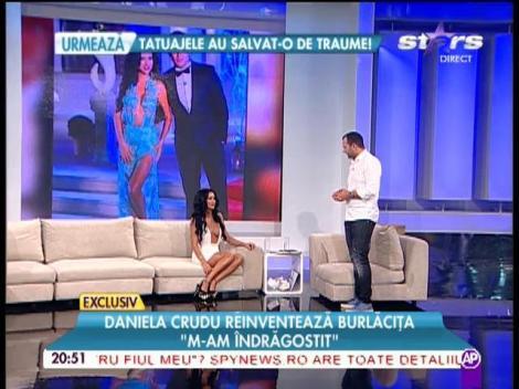 """Daniela Crudu reinventează Burlăcița: """"M-am îndrăgostit!"""" Cine i-a furat inima?!"""