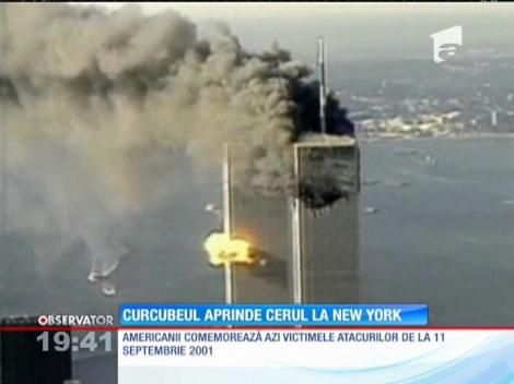 Astăzi se împlinesc 14 ani de la atentatele care au făcut aproape 3000 de victime la New York şi Washington