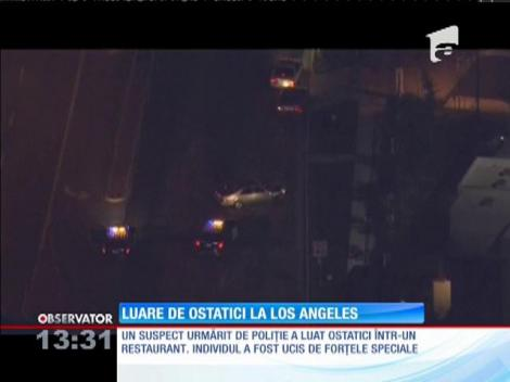 Luare de ostatici la Los Angeles! Forțele speciale au intervenit în forță