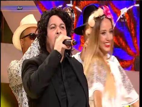 "Viorica & Margherita se transformă în Emir Kusturica & Goran Bregovic - ""Bubamara"""