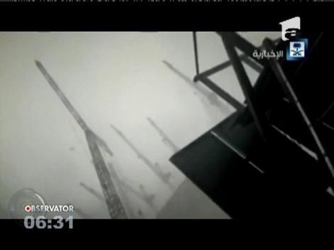 O macara s-a prăbuşit lângă Marea Moschee de la Mecca. Cel puţin 107 oameni au murit, iar aproape 240 au fost răniţi