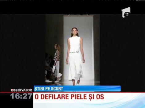 Victoria Beckham, criticată la Săptămâna Modei de la New York