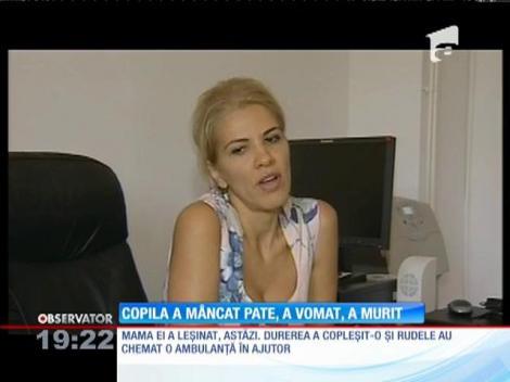 Un copil a murit în Călăraşi, la trei ore după ce a ajuns la spital! Fetiţei de trei ani i s-a făcut rău de la o conservă