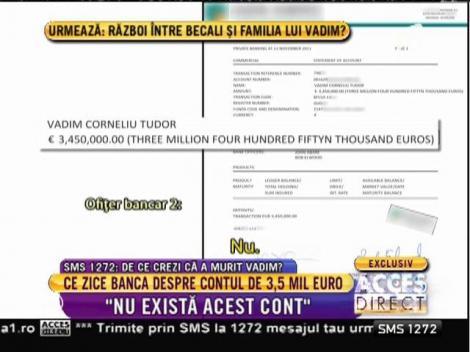 Ce zice banca despre contrul de 3.5 milioane de euro