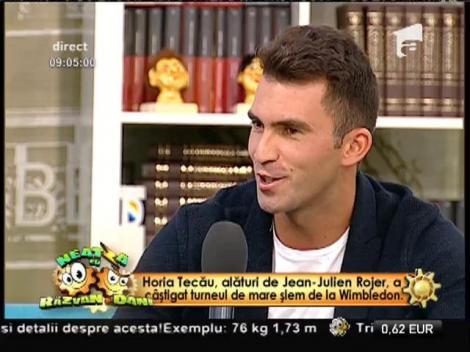 Horia Tecău, locul 3 în ierarhia ATP de dublu