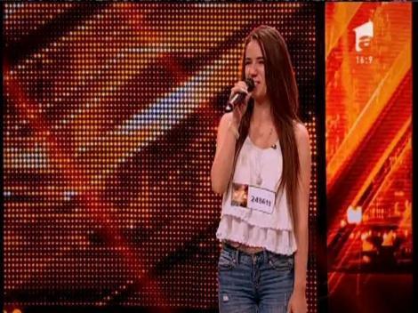 Jurizare: Doina Şerbul merge în următoarea etapă la X Factor!