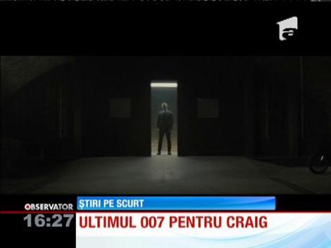 Daniel Craig renunţă la James Bond