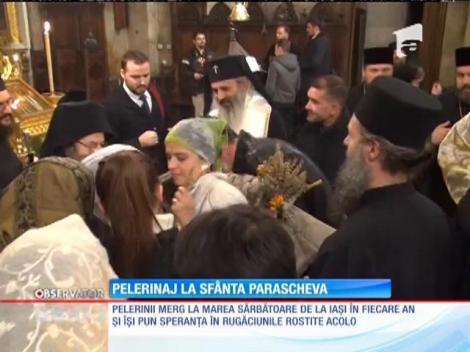 A început cel mai mare pelerinaj ortodox din ţară