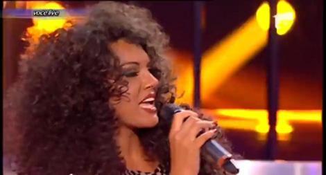 """Carmen Simionescu se transformă în Diana Ross - """"I will survive"""""""