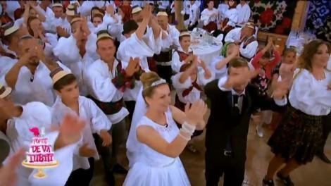 Jos pălăria, nea Mărine! O nuntă de vis pe plaiuri de vis