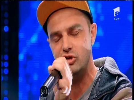 Bogdan PM & Electric fency. Aşa NU, la X Factor!