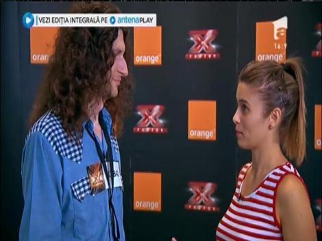 Jurizare: Daniel Dan nu a convins juriul că merită să se califice în următoarea etapă X Factor