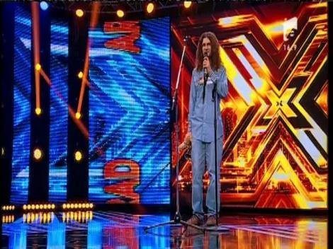 Prezentare: Daniel Dan, un saxofonist pregătit să impresioneze juriul X Factor!