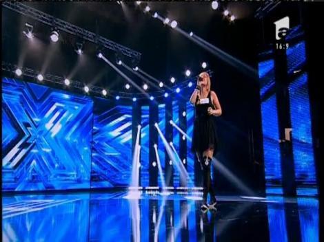 """Jon Jovi - """"It's My Life"""". Vezi interpretarea Anei Maria Trandaf, la X Factor!"""