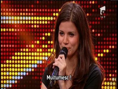 Jurizare: Sarah Ftouhi se califică în următoarea etapa de la X Factor!