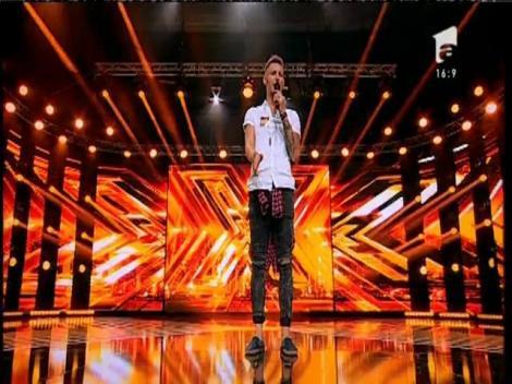 """The Weeknd - """"Earned It"""". Vezi interpretarea lui George Secioreanu, la X Factor!"""