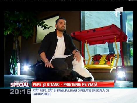 Special! Pepe și câinele lui, prietenie pe viață