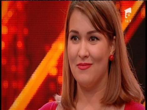 Jurizare: Gabriela Lazăr merge în următoarea etapă X Factor
