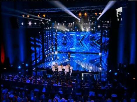 """Dan Bittman - """"Şi îngerii au demonii lor """". Vezi interpretarea lui Alexandru Moise, la X Factor!"""
