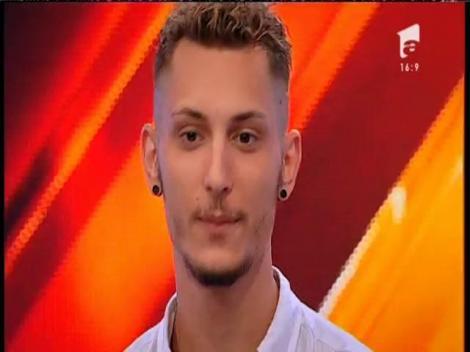 George Secioreanu, concurentul care s-a născut să fie star!
