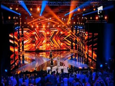 Jurizare: Anamaria Krisztina Blaga merge în următoarea etapă X Factor