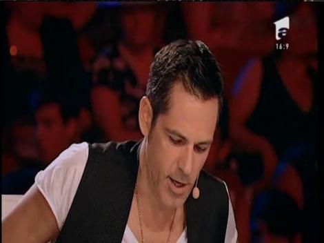 Jurizare: Dan Raţiu merge în următoarea etapă X Factor