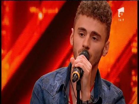 Jurizare: Stelian Ciuciuc merge în următoarea etapă X Factor!