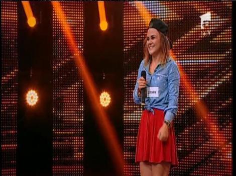 Jurizare: Florentina Mihai merge în următoarea etapă X Factor