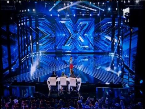 Ziggi - Need To Tell You This. Vezi interpretarea Florentinei Mihai , la X Factor!