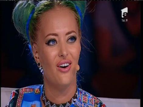 """Whitney Houston - """"I Have Nothing"""". Vezi interpretarea Anamariei Krisztina Blaga, la X Factor!"""