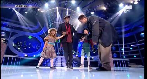 Moment de excepție! Cezar Ouatu ne-a condus pe toți în minunatul univers al lui Mary Poppins