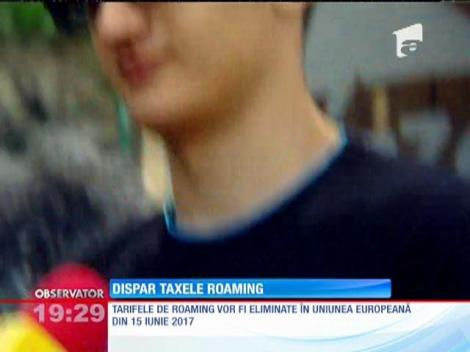 Tarifele de roaming vor fi eliminate în Uniunea Europeană din 15 iunie 2017