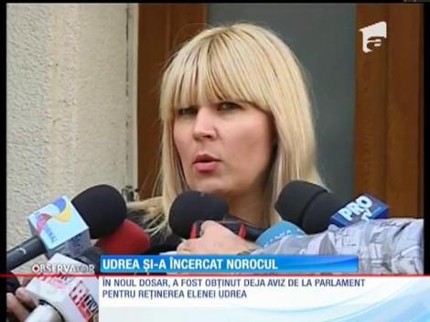 Elena Udrea a făcut o cerere de recuzare a procurorului care instrumentează noul său dosar