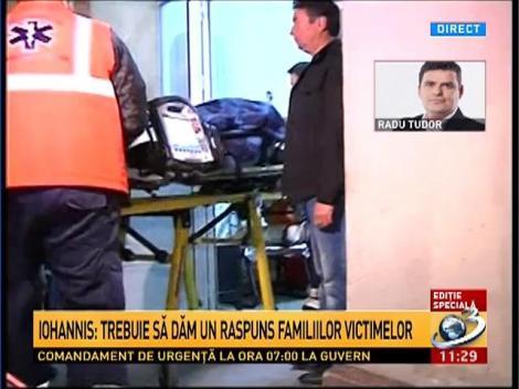 SRI: Doi spanioli şi un italian, printre răniţi