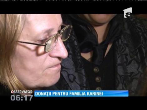 200 de oameni au ieşit în centrul Câmpinei, impresionaţi de drama Karinei